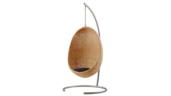 Hanging Egg Chair, Nanna and Jørgen Ditzel, 1959
