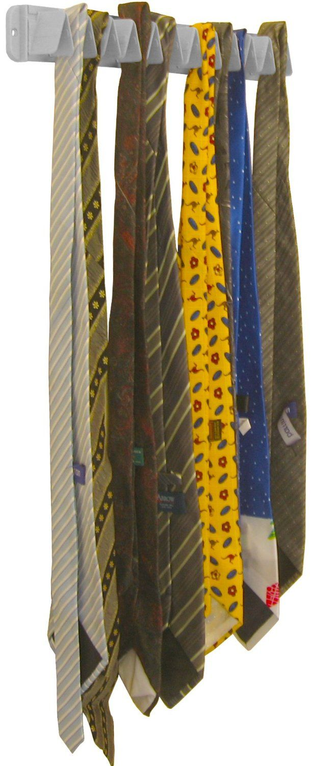 Tie Rack  Scarf Rack  Tie And Scarf Rack For Closets  Belt Holder  Tie And  Scarf Rack  Hanger  Wall Mounted Closet Hangers Wall Mount  Close.