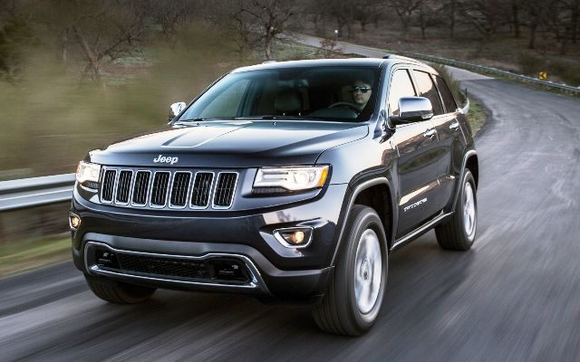 Fade To Black? Chrysler's Most Popular SUVs To Go Colorblind For A Few Months  ... see more at InventorSpot.com