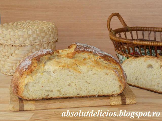 Paine de casa cu cartofi, paine pufoasa, cum se face painea cu cartofi, paine rustica cu cartofi