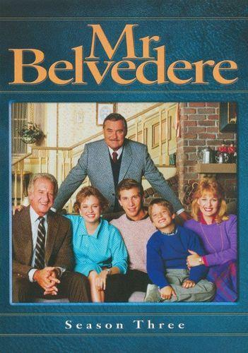 Mr. Belvedere: Season Three [4 Discs] [DVD]