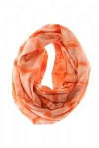 S16O, orange tube scarves.