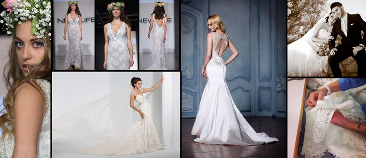 Wedding dresses NANTINA