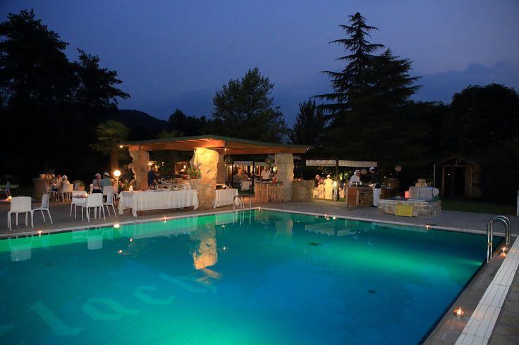 #aperitivi #piscina #cadelach #revinelago #treviso