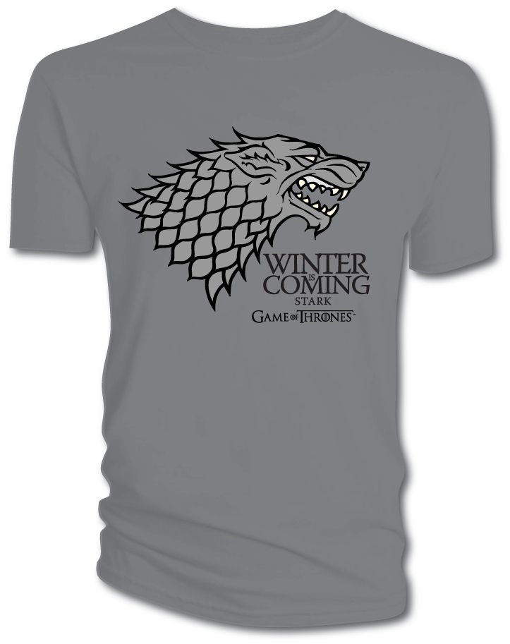 Game of Thrones - House of Stark  |  £19.99 with FREE standard UK delivery.  |  #GameofThrones #HBO #geek