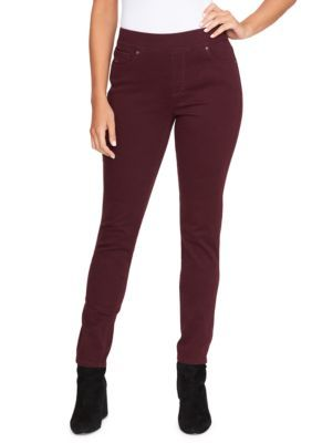 Gloria Vanderbilt Women's Petite Size Slimming Jean - True Fig - 16P