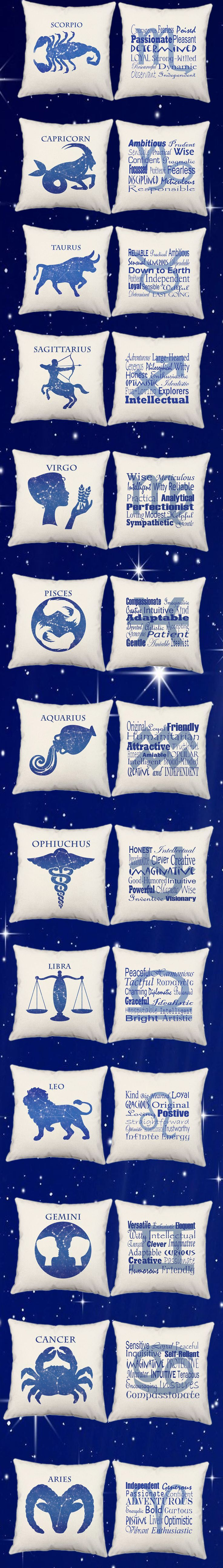 Perfect personalized gift! Zodiac signs for any birthday, great for customizable gifts that are sure to please!