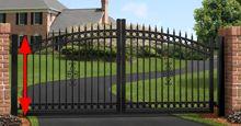 Aluminum Driveway Gates   Driveway Gates   Aluminum Gates