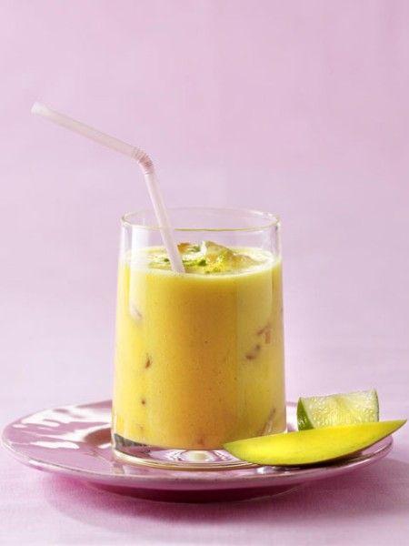 Dieser Mango-Überraschungs-Smoothies schmeckt einfach super! Die Überraschung? Verraten wir HIER!