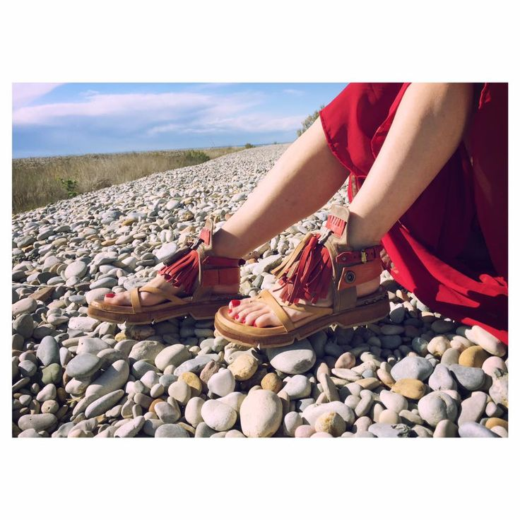 Sandalias de AS98