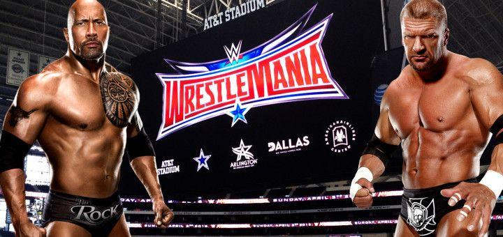 WrestleMania 32 REALLY????