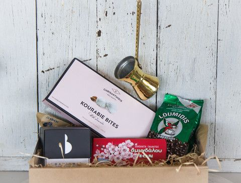 - available at Homer St delivered across Australia www.homerst.com.au The KAFEDAKI Hamper
