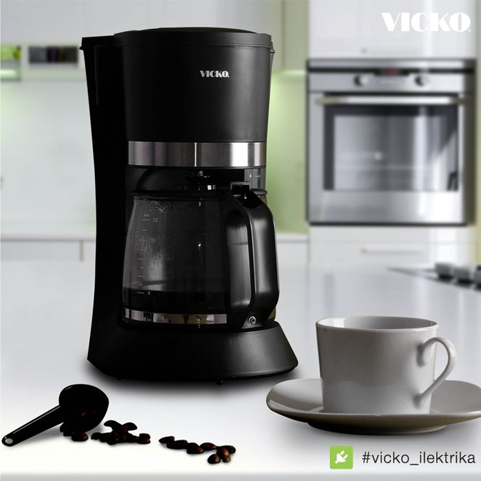 kitchen coffee maker filter coffee breakfast office morning καφετιέρα VICKO
