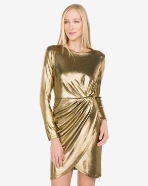 Šaty Just Cavalli   Zlatá   Dámské   L