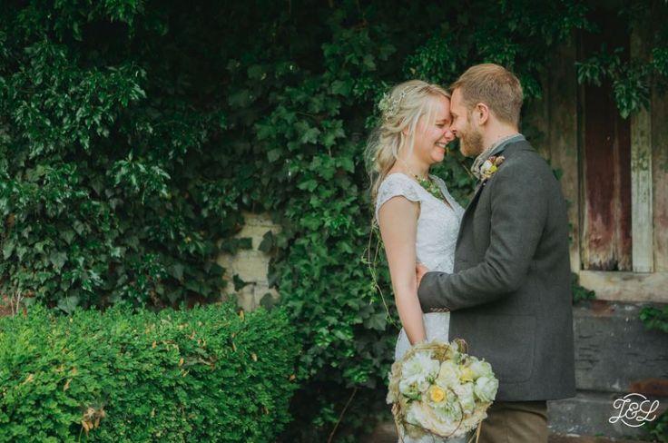 Bride and Groom Portrait shoot, Leeds, Yorkshire, UK, Monk Fryston Hall, Outdoor Wedding