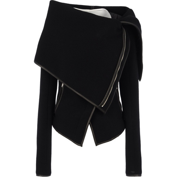 Can't justify the expense but LOVE the look. GARETH PUGH Jacket ($2,203) found on Polyvore.