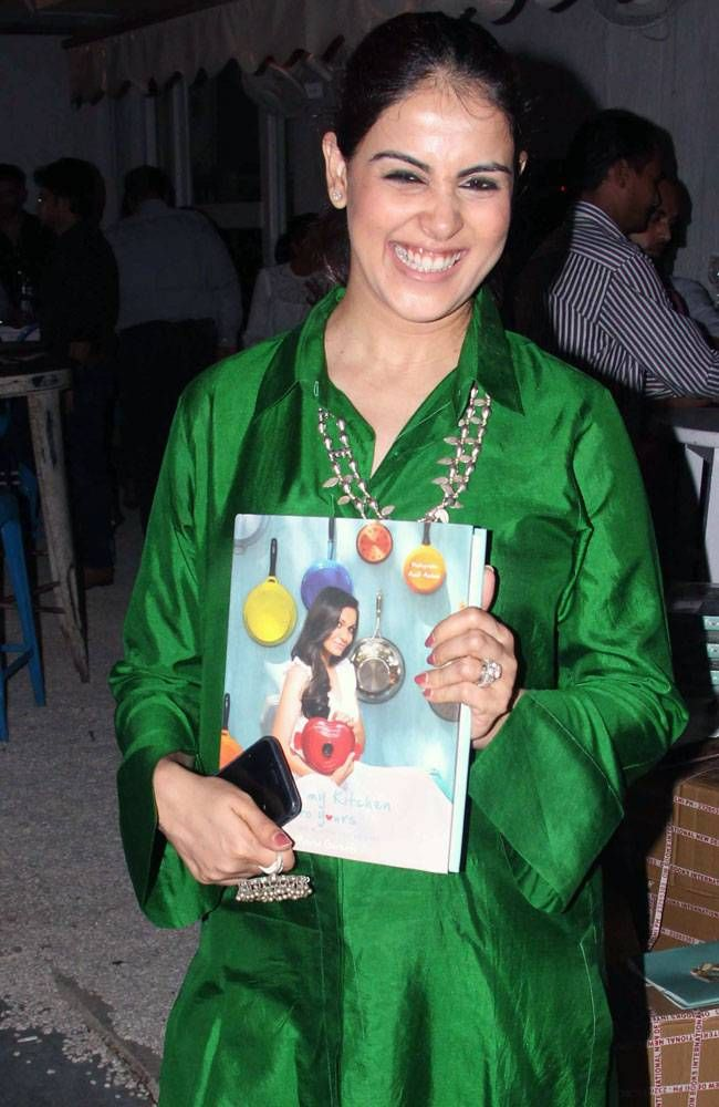 Genelia D'Souza Deshmukh at Maria Goretti's book launch. #Bollywood #Fashion #Style #Beauty #Cute