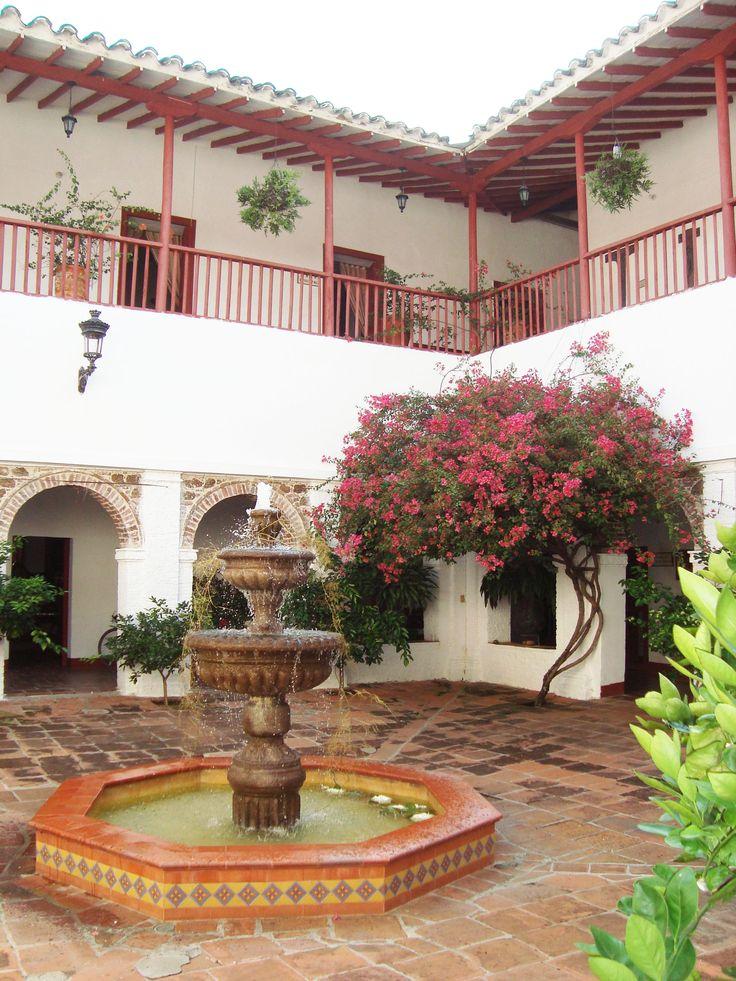 Casas de mi amada Santa Fe de Antioquia