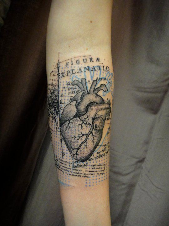 Tatuagens criativas como você nunca viu antes   Criatives   Blog Design, Inspirações, Tutoriais, Web Design