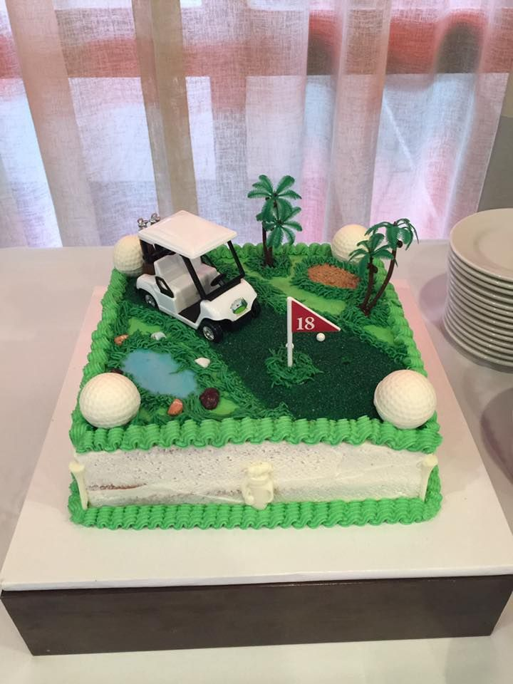 Best 10 Golf Grooms Cake Ideas On Pinterest Golf