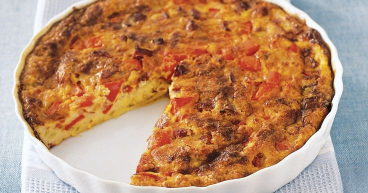 Taste.com.au members just love this quiche - try it tonight and find out why!