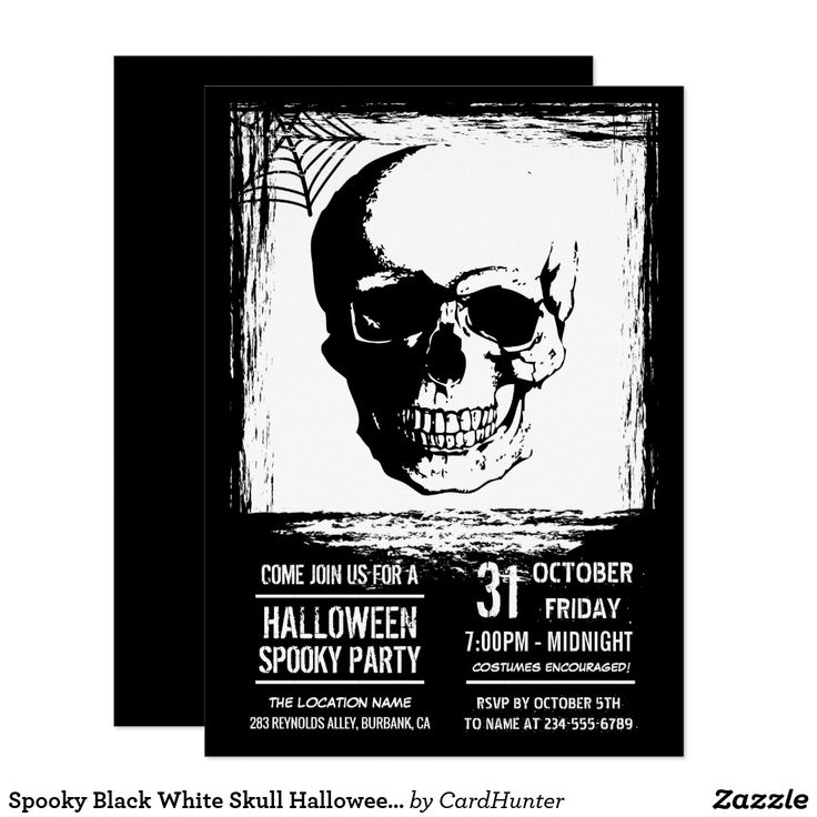 The 25+ best Halloween costume party invitations ideas on ...