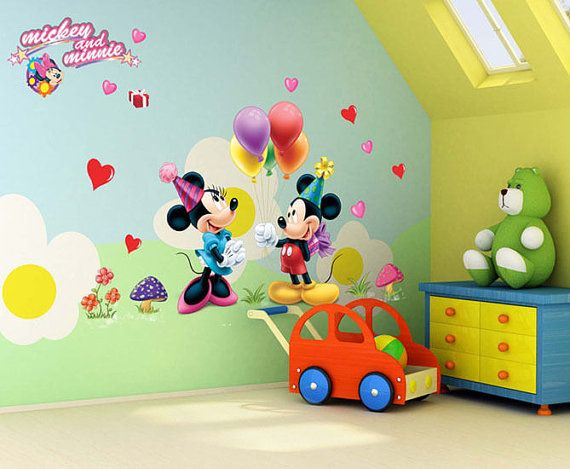 best 20 disney wall decals ideas on pinterest - Baby Wall Designs