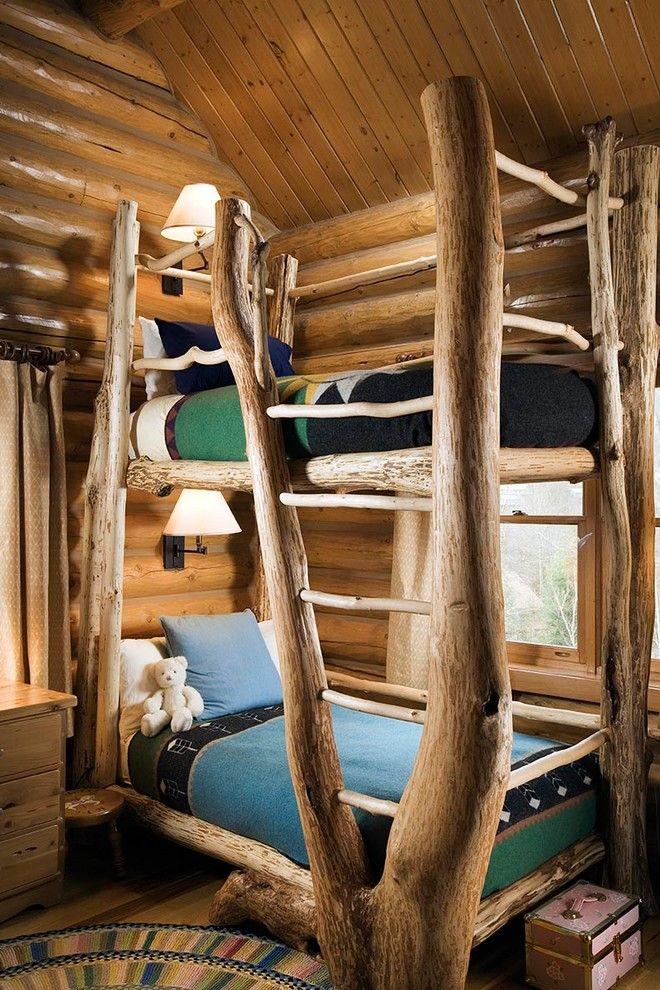 Детская двухъярусная кровать: как экономить полезное пространство для ребенка http://happymodern.ru/detskaya-krovat-dvuxyarusnaya-60-foto-5-prichin-poselit-dvuxetazhnoe-lozhe-v-spalne-chada/ Каждый этаж двухъярусной кровати – отдельное самостоятельное спальное место, имеющее два индивидуальных источника освещения в виде лампы для чтения и окна