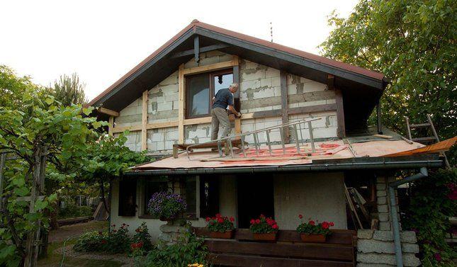 Rząd zalegalizuje samowolę budowlaną w ogródkach działkowych? - Bankier.pl