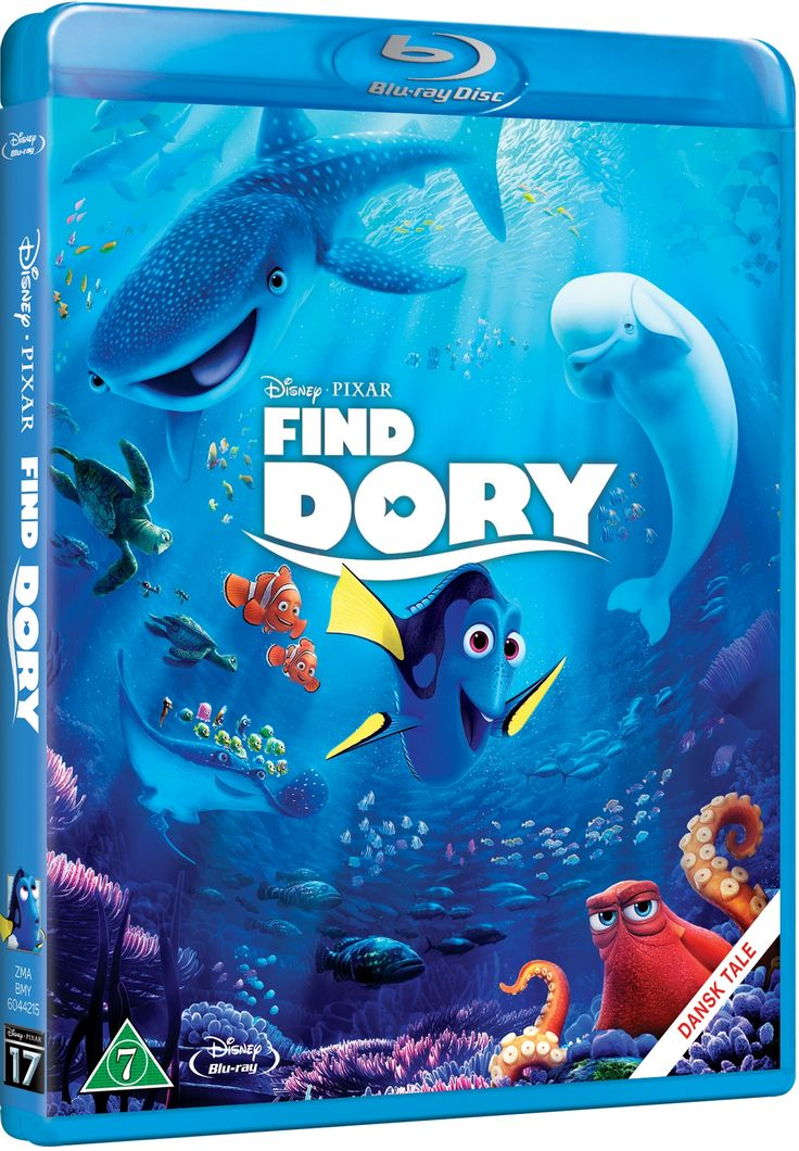 Find Dory (Blu-ray)