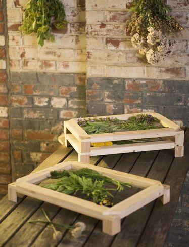 Stacking Herb Drying Racks, Set of 3
