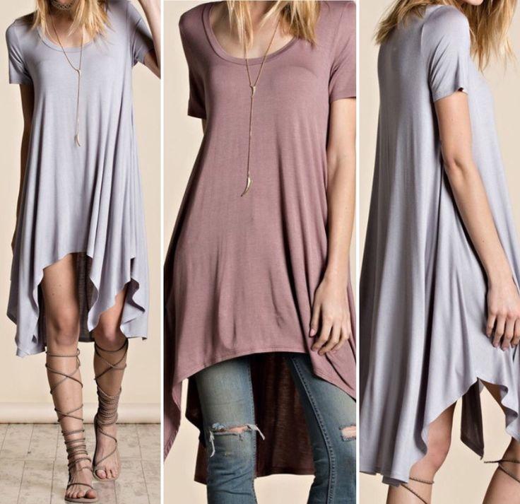 Boho/Chic Tunic Dress                                                                                                                                                                                 More