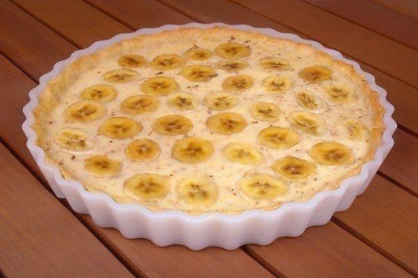 Заметьте, вам нужно всего лишь три банана для пирога, а по вкусовым ощущениям будет казаться, что он целиком из бананов! Ингредиенты:100 грамм масла3 яйца300 грамм муки1 стакан сахара1 стакан сметаны…