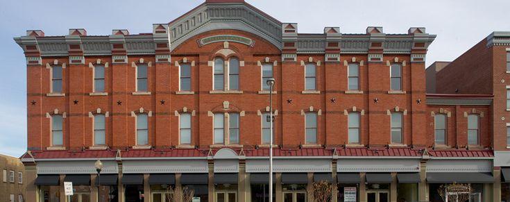 Woodbury, New Jersey: G.G. Green Senior Residences Revitalize Historic Building | HUD USER