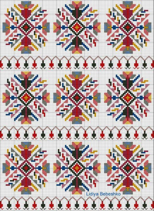 Gallery.ru / Фото #25 - Традиційний подільський рушник - valentinakp