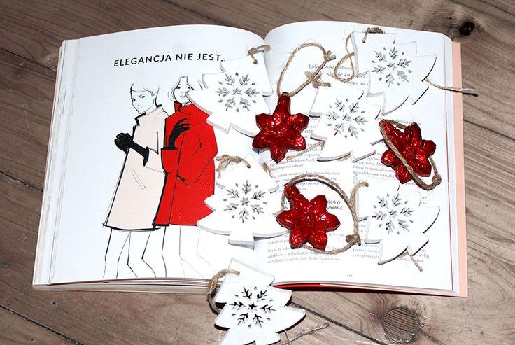 Świąteczne ozdoby DIY. Prosta przeróbka   Hunting For Style - blog o szyciu, modzie i DIY