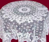 Кружевная скатерть  150/150 квадратная под заказ