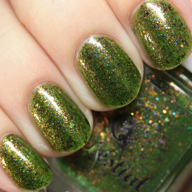 The Polished Hippy: Celestial Cosmetics March 2017 Eye Of Envy