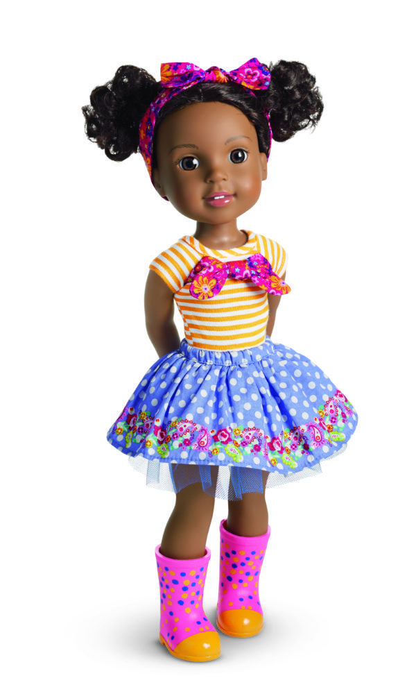 American Girl Launches 'WellieWishers' Doll Line - Talking With Tami