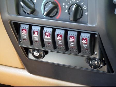 does anyone one have this OTRATTW TJ switch panel? *pic attached* - JeepForum.com
