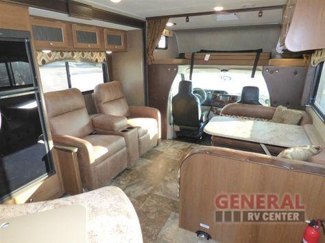 New 2016 Coachmen RV Leprechaun 317SA Ford 450 Motor Home Class C at General RV | Birch Run, MI | #135271