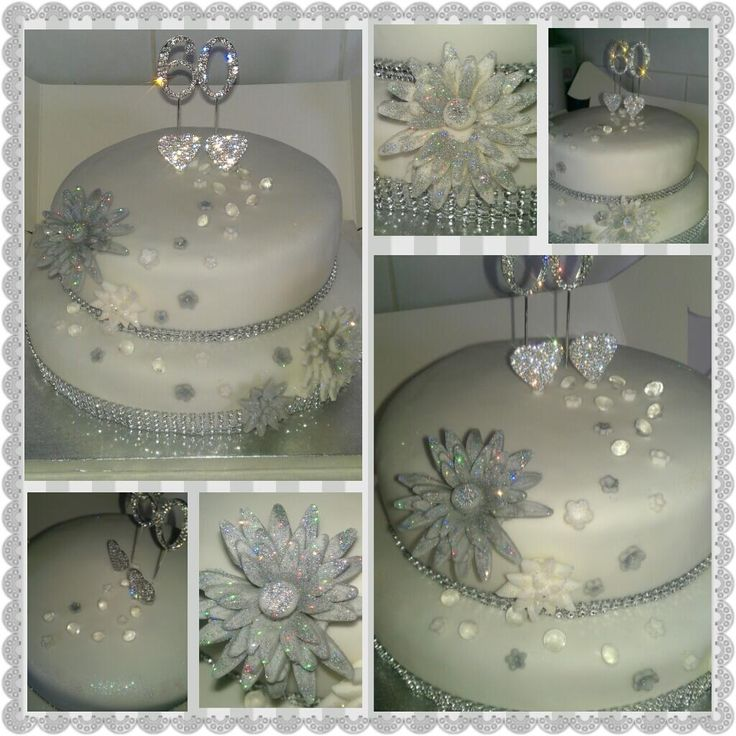 edible diamonds for wedding cakes 25 best 60th anniversary cakes ideas on cake 13894