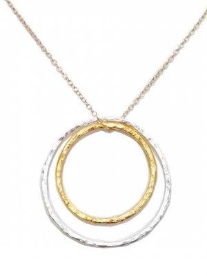 DWNY tere necklace-LOVE