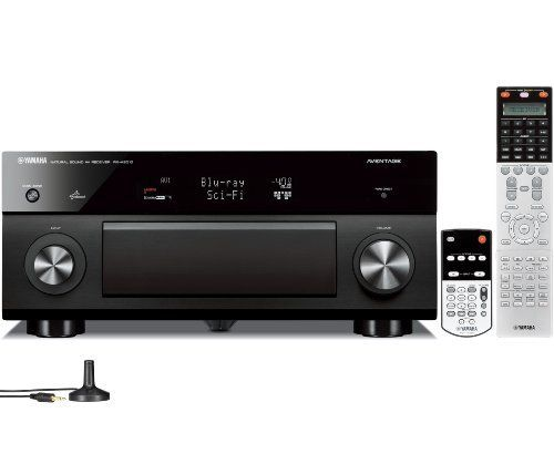 Yamaha RX-A2010BL 9.2-Channel Network AV Receiver by Yamaha. $1299.00. From the Manufacturer                      Get more control than ever with the Yamaha AVENTAGE RX-A2010. View larger    Control your receiver via web browser. Click to learn more  A USB port on the front panel allows direct connection of your iPod or iPhone  AVENTAGE is a dramatic, inspired leap forward in audio/video component design. AVENTAGE brings studio grade sound and sophisticated video enhancements to ...