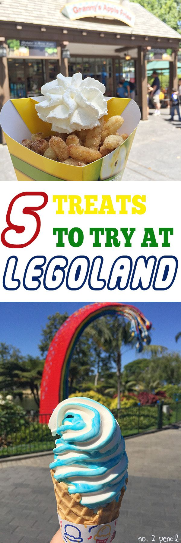 We found the best deal through Get Away Today, and I highly recommend booking your trip with them. Top 5 Treats to Eat at Legoland