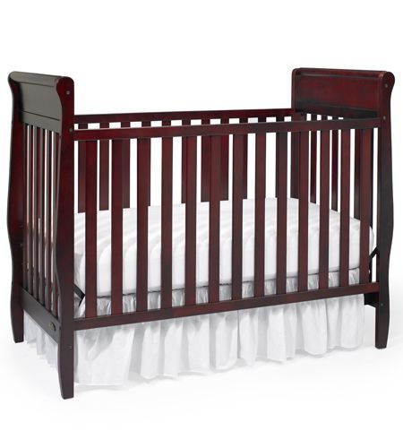 Graco Sarah Classic Crib in Cherry Crib Canada's Baby