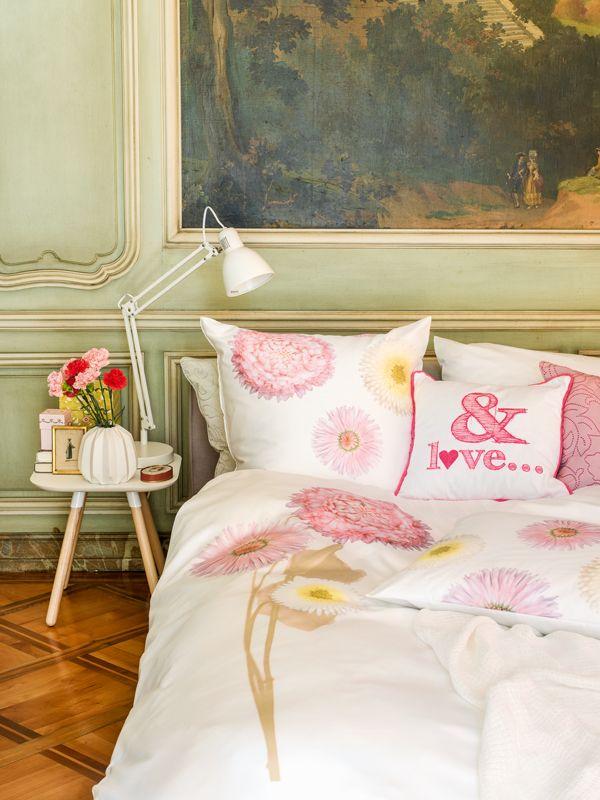 Pfister bed linen, Sleeping room