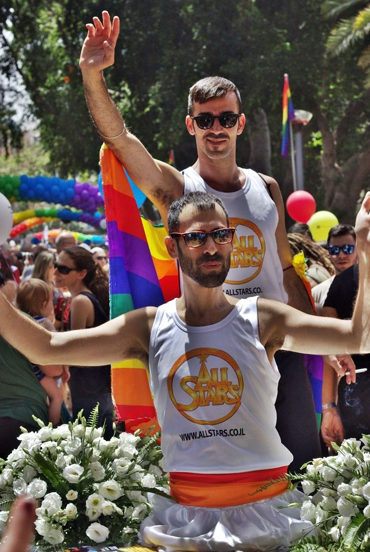 Gay pride 2016 #telaviv