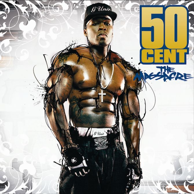 50 Cent on the 10-Year Anniversary of 'The Massacre'