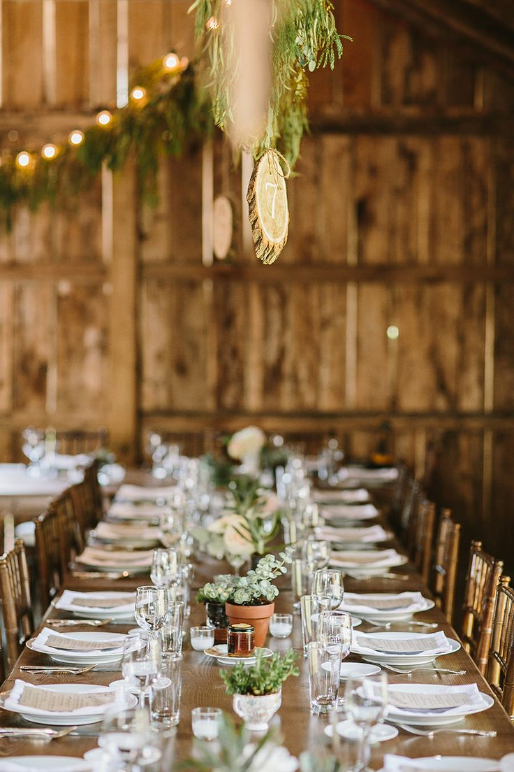 Rustic table scape and decor by Twelve at the Table. Photo by Q Avenue Photo